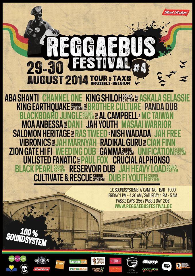 ReggaeBus 2014