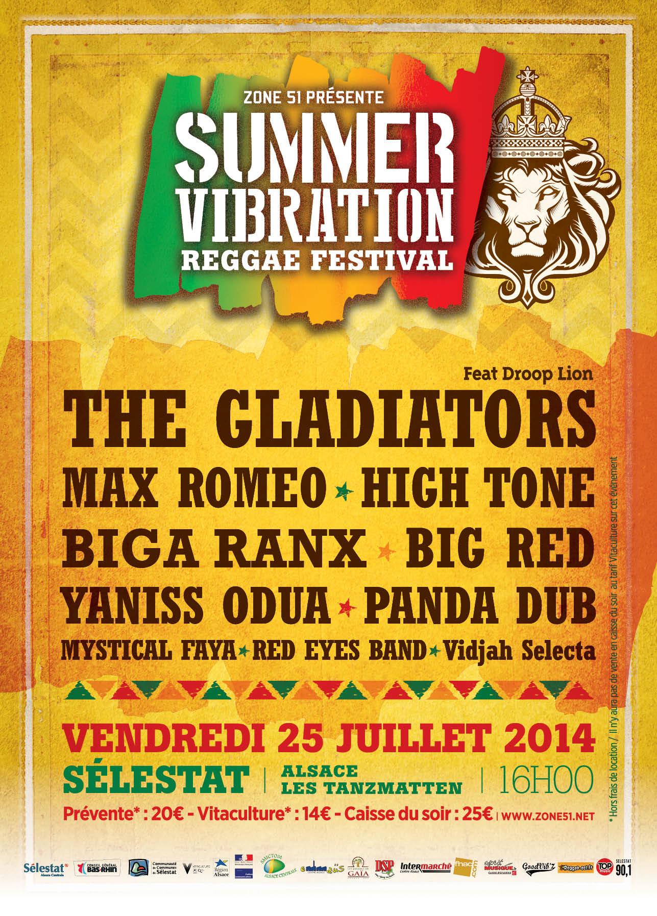 Summer Vibration Fest