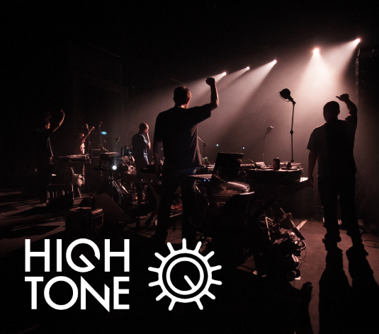 HIGH TONE itw