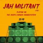 Jah militant in BXL