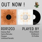 RDR1203 is out!